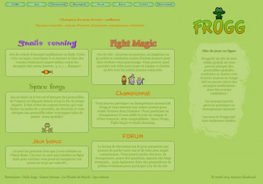 frogg jeux online
